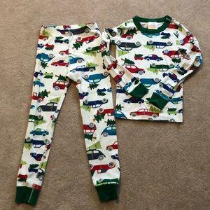 Hanna Andersson boys pajamas